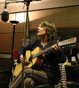 Live in the Almost Legendary Middle Studio, BBC Radio Shropshire Sunday Night Folk